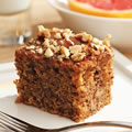 Dutch Boiled Spice Cake