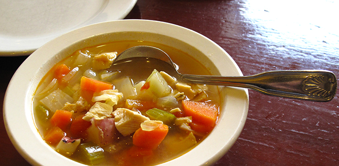 January = Soup Month!