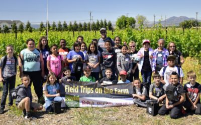 Raley's Field Trips on the Farm – Mr. Dix