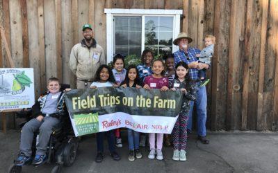 Raley's Field Trips on the Farm – Ms. Van Vranken
