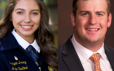 California Farmland Trust Welcomes Trustee Council Member Reagan Denny, and Extern Chase Steele